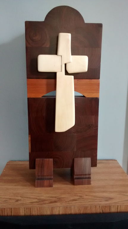 Birch Cross Liturgical Birch